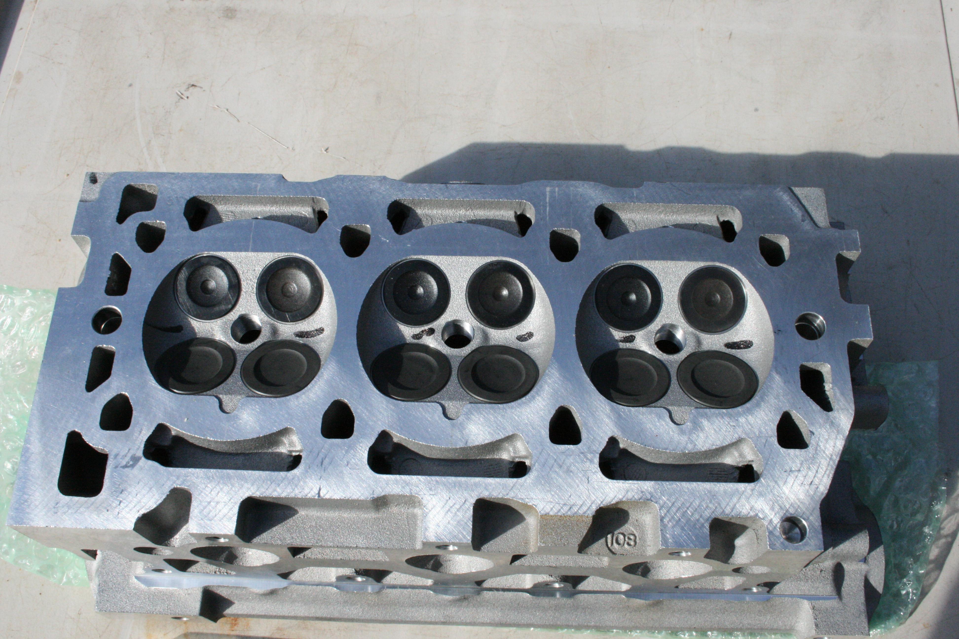 Rover K V6 2.5 Cylinder Head