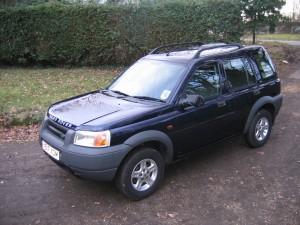 2000 Freelander S-Wagon