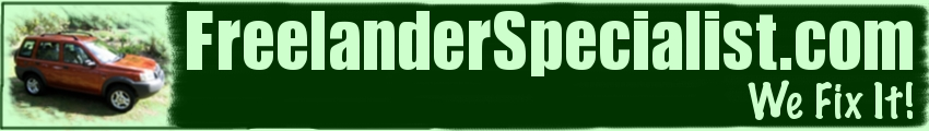 FreelanderSpecialist.com