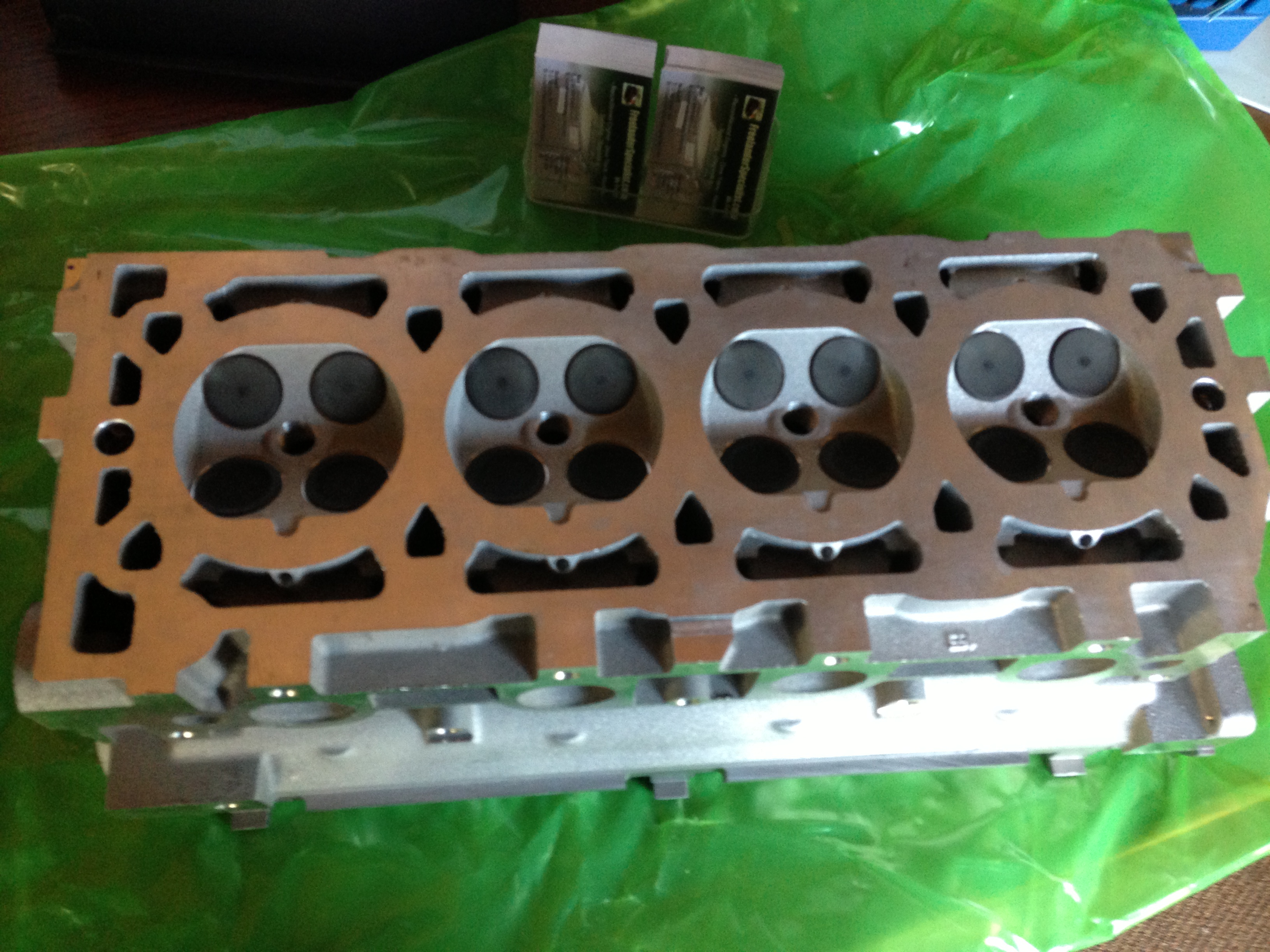 Freelander 1.8 K-Series Cylinder Head