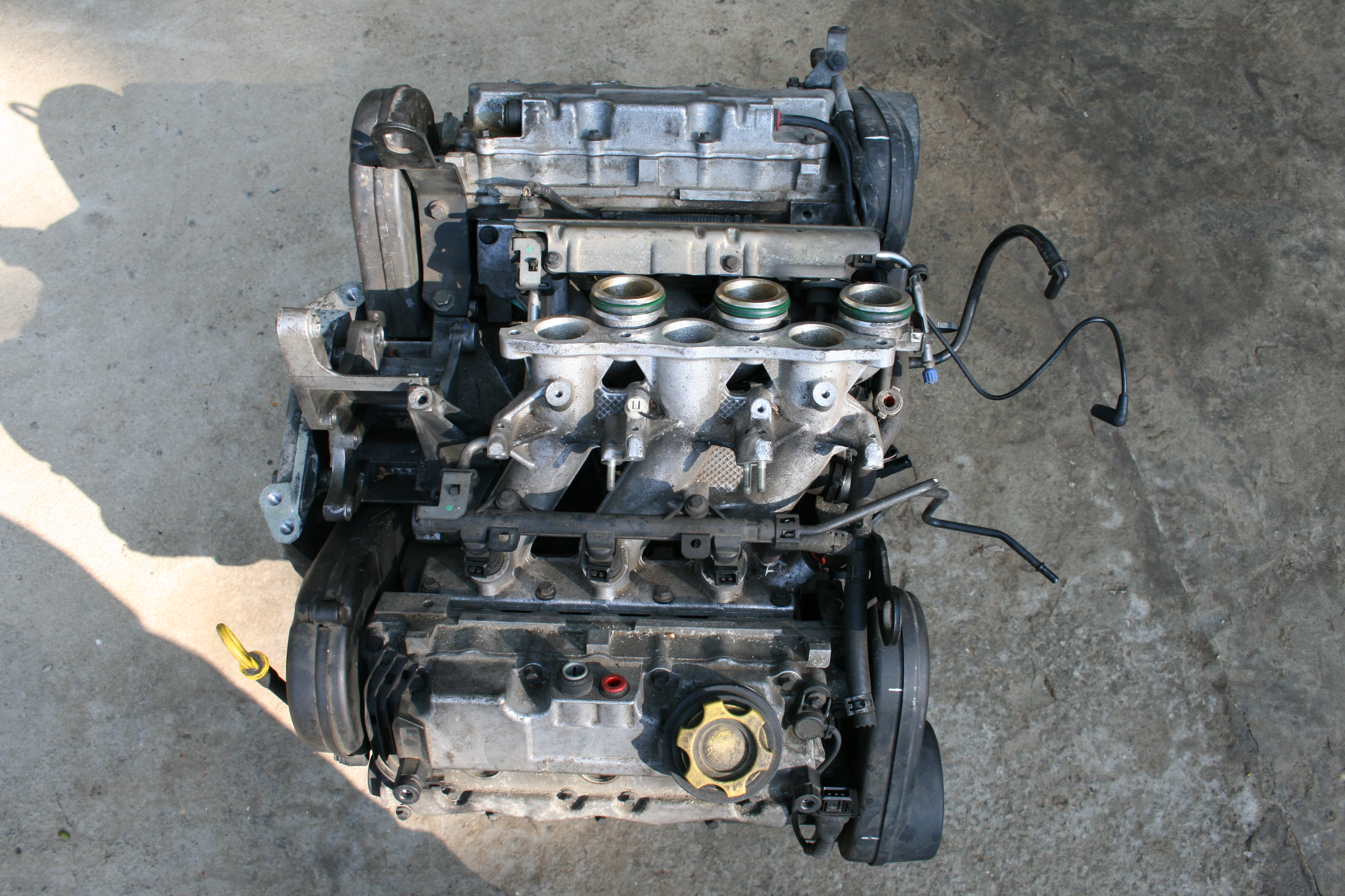 freelander 2 5 litres v6 complete used engine