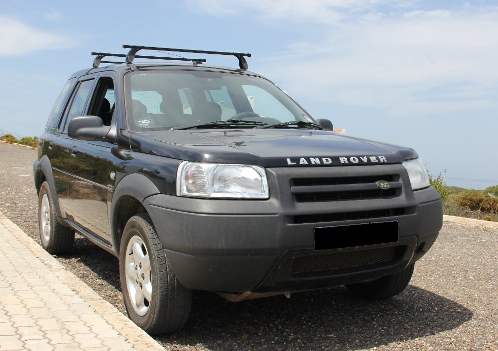Left Hand Drive Freelander TD4 For Sale, 2003
